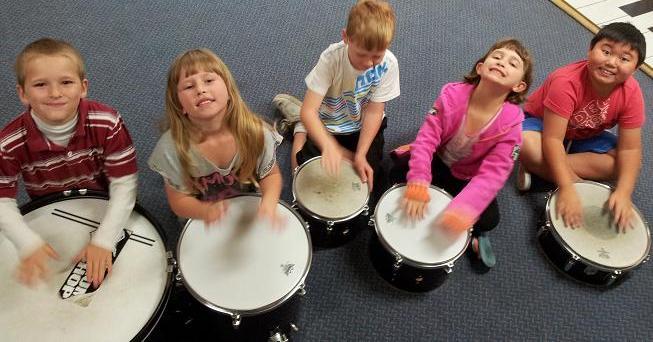 M4K drums